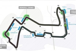 Carrera Gran Premio de Singapur en directo