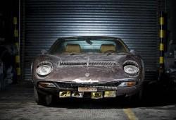 El Lamborghini Miura olvidado de Aristóteles Onassis