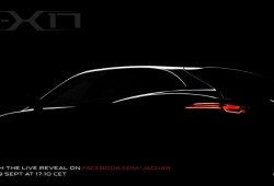 Jaguar C-X17, un nuevo SUV directo a Frankfurt 2013