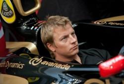 Kimi Raikkonen quiere ganar en Monza su primera carrera en Italia