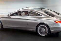 Mercedes confirma una versión descapotable basada en el Clase S Coupé