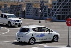 Nissan prevé que la Conducción Autónoma sea posible en 2020