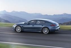 Porsche Panamera Diesel 2014, ahora con 300 CV y mejores prestaciones