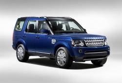 Land Rover Discovery 2014, renovado y más eficiente