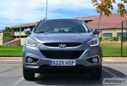 Nuevo Hyundai ix35: afinado y refinado