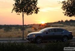Prueba Lexus GS 450h, en movimiento. Parte III