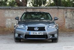 Prueba Lexus GS 450h, exterior. Parte I