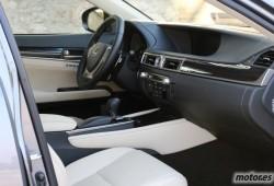 Prueba Lexus GS 450h, interior. Parte II