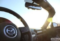 Prueba Mazda MX-5, interior. (III)