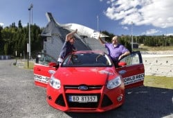 Ford Focus 1.0 EcoBoost, 1.600 kilómetros recorridos sin repostar
