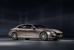 El Maserati Quattroporte estrena motor diésel y edición limitada Ermenegildo Zegna