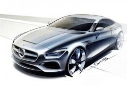 Mercedes-Benz Clase S Coupé, el lujoso deportivo estará en Frankfurt