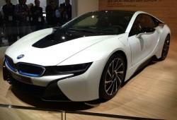 Nuevo BMW i8, todo lo que necesitas saber del deportivo híbrido alemán