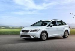 Seat León Ecomotive 2014 y Seat León TGI, bajos consumos con diésel o gas