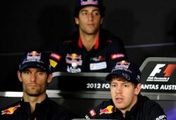 Sebastian Vettel y Daniel Ricciardo tendrán igualdad de trato