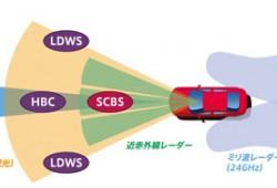 Mazda probará en Japón un nuevo sistema de comunicación entre vehículos y tranvías