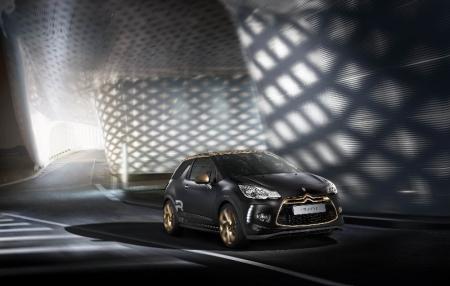 Citroën DS3 Racing Gold Mat, nueva edición especial en negro y oro mate