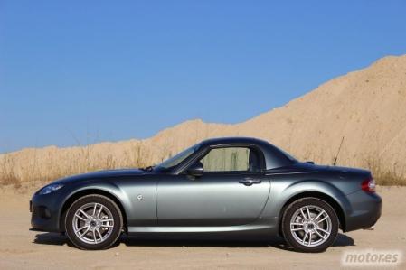 Prueba Mazda MX-5, introducción. (I)
