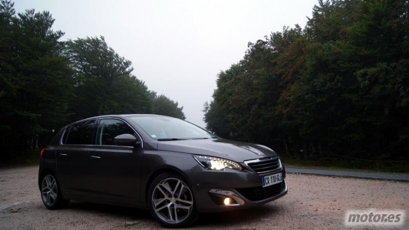 Presentación nuevo Peugeot 308 en Francia, en movimiento. Parte III