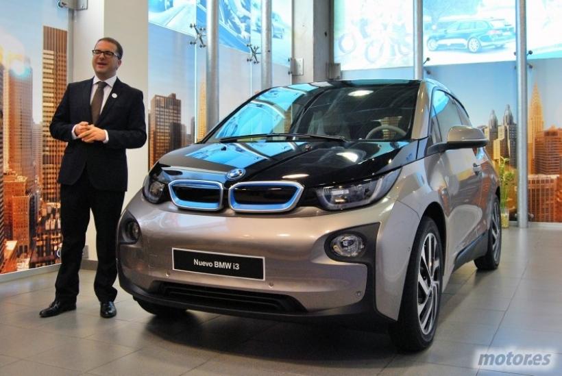 BMW i3, primer contacto (I): Diseño, habitabilidad y equipamiento