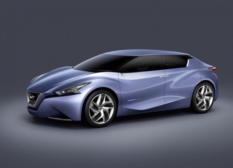 Nissan presenta el Friend-ME Concept en Europa