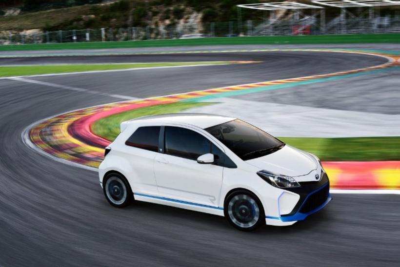 Toyota Yaris Hybrid-R: fotos y datos del utilitario más radical
