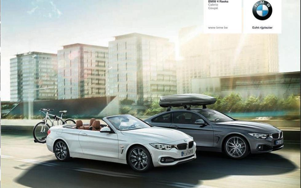 BMW Serie 4 Cabrio 2014, primeras imágenes filtradas