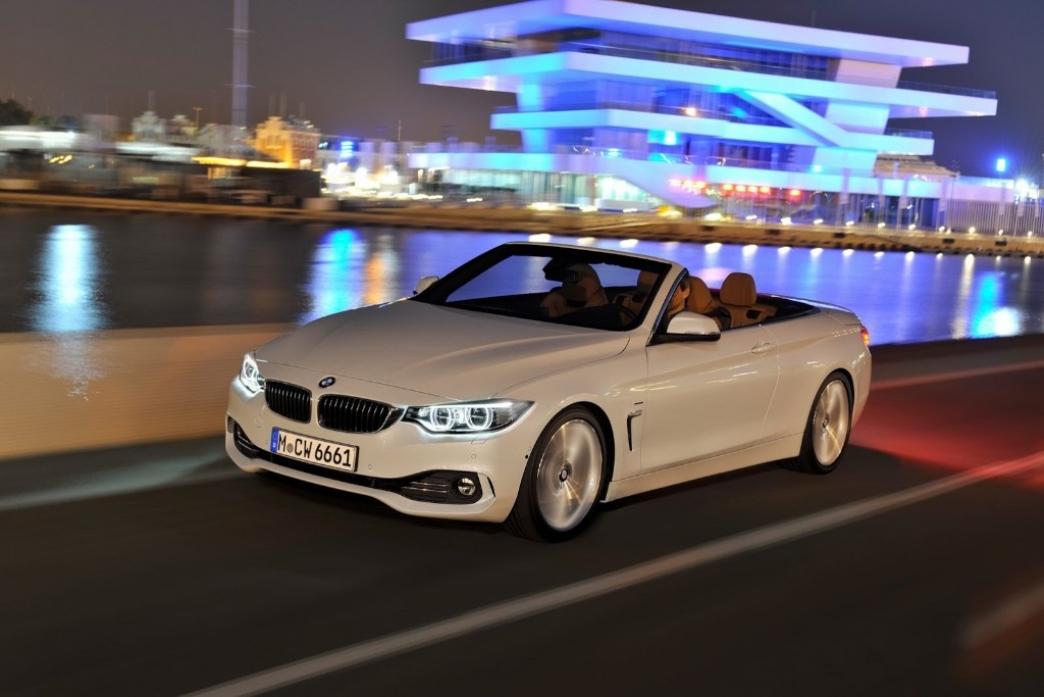 El BMW Serie 4 Cabrio es oficial