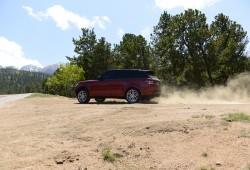 El Range Rover Sport preparado para la travesía del 'Empty Quarter'