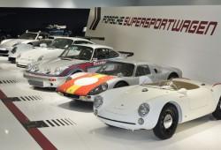 60 Años de Superdeportivos, nueva exposición temática en el Museo Porsche