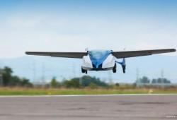 Aeromobil 2.5, un coche volador desde Eslovaquia