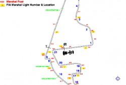 Agenda GP de Abu Dhabi, eventos y datos del circuito Yas Marina