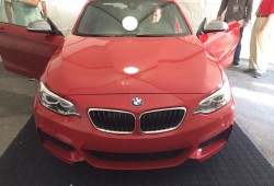 Así es el nuevo BMW Serie 2, fotos del M235i Coupe al desnudo