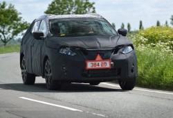 El nuevo Nissan Qashqai, ahora en más imágenes con abundante camuflaje