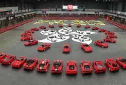 Ferrari celebra sus 30 años en Hong Kong con una concentración de más de 600 unidades