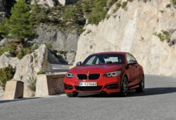 El BMW Serie 2 se adelanta a su propia presentación