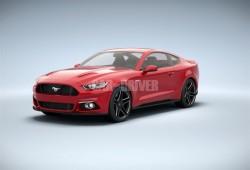 Ford Mustang 2015, filtradas nuevas imágenes ¿por fin reales?