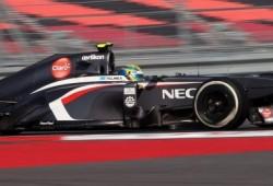 Sauber logra su mejor clasificación del año con Hulkenberg y Gutierrez en Q3