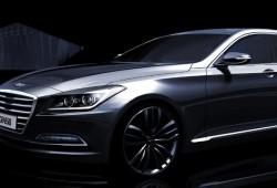 Hyundai Genesis 2014, así luce la nueva gran berlina coreana