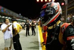 Kimi Raikkonen, confiado en correr el GP de Corea a pesar de su lesión