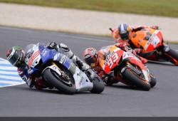 Yamaha pide penalización para Márquez tras la salida del box