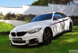 Accesorios BMW M Performance para el BMW Serie 4 Coupé