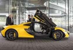 McLaren P1, así son sus datos y prestaciones oficiales