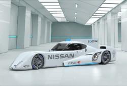 Nissan ZEOD RC, evolución eléctrica para visualizar el futuro de Le Mans