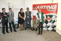 Pista de Karting en el Circuito de Jerez