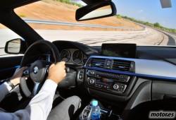 BMW Serie 4 Coupé, presentación (III): apartado dinámico
