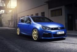 Volkswagen Golf VI R, 330 CV firmados por Alpha-N Performance