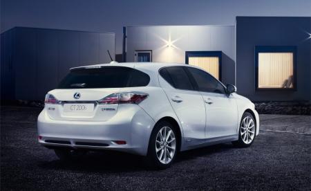 Lexus CT 200h Hybrid Plus, equipamiento extra limitado a sólo 30 unidades