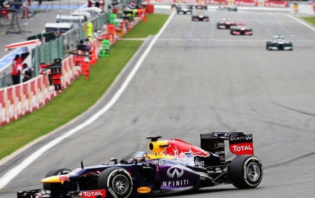 Sebastian Vettel y sus 13 victorias del 2013 (I)