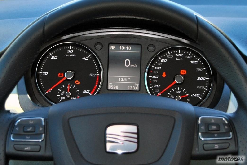 Seat Toledo 1.6 TDI 105 CV (III): Comportamiento dinámico y consumos